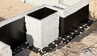 concrete waterproofing membrane