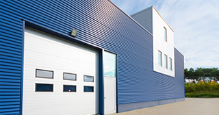Exterior Warehouse Wall Cladding