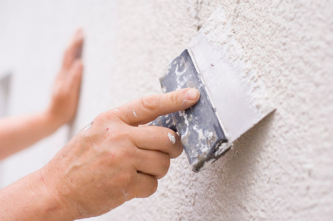 Repairing Stucco Damage